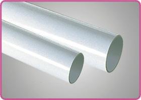 联塑地下通信管道用PVC实壁管