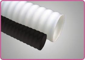 联塑PE单壁螺旋管
