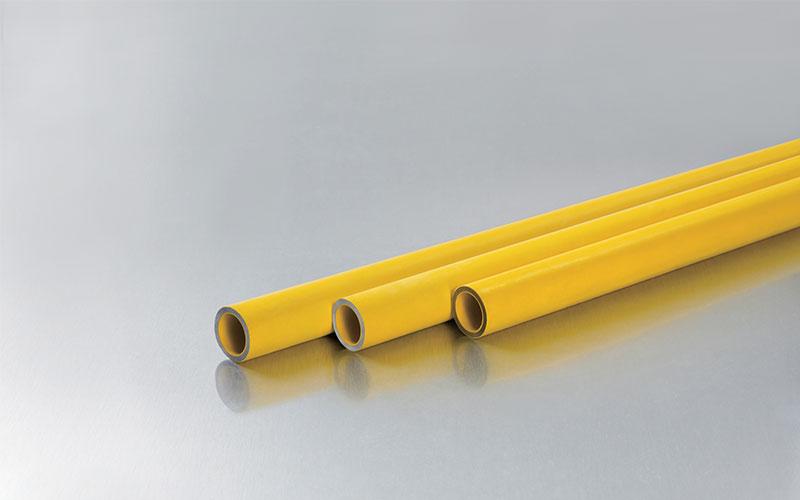涂塑PE钢塑复合管 (燃气用)